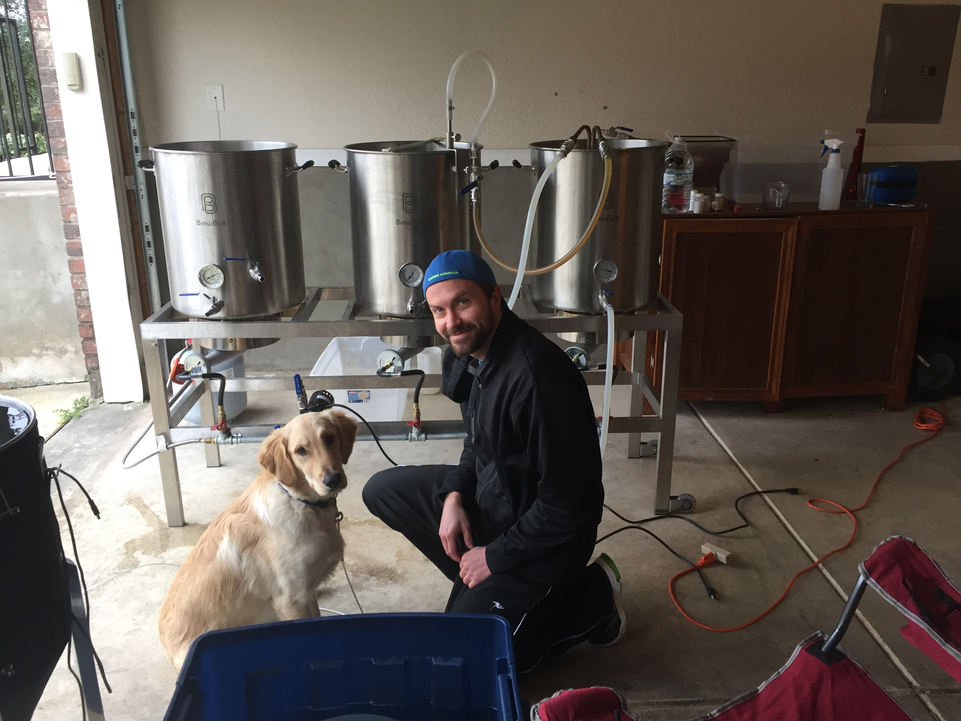 Homebrewing with Duncan
